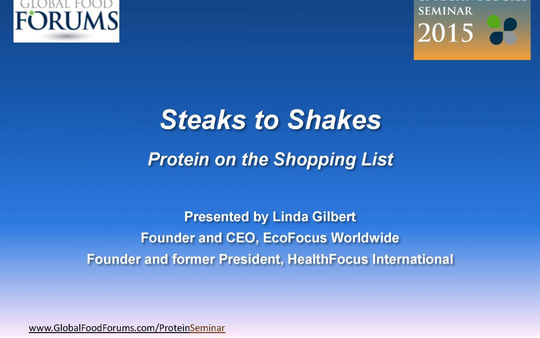 Shopping for Protein Presentation