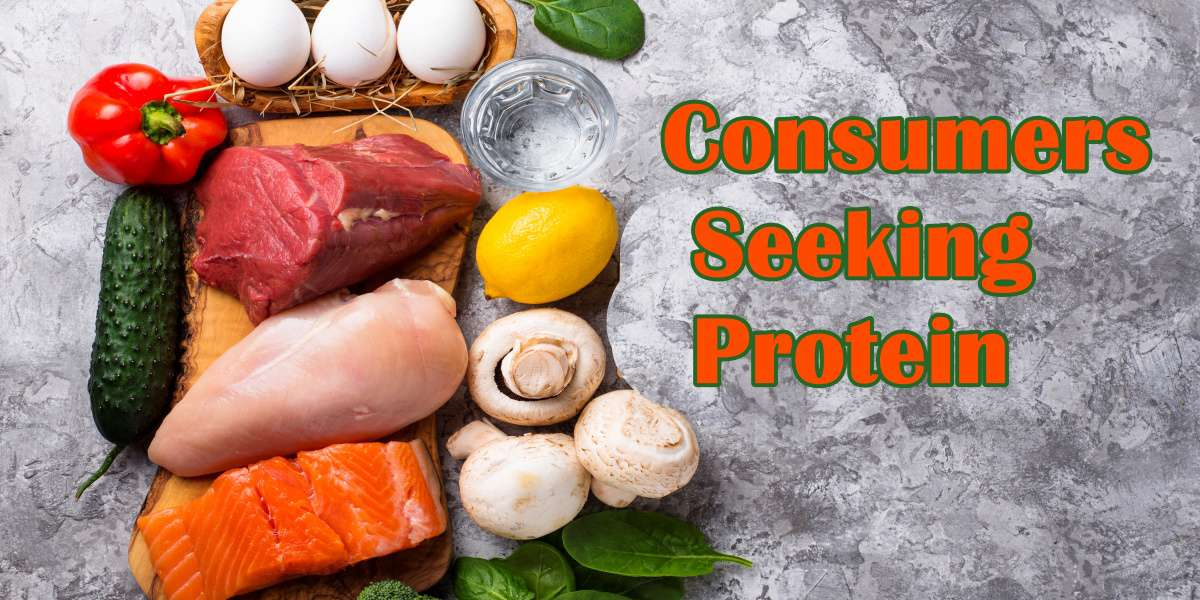 Higher-protein foods yield a greater feeling of fullness and elevated satiety levels after consumption.