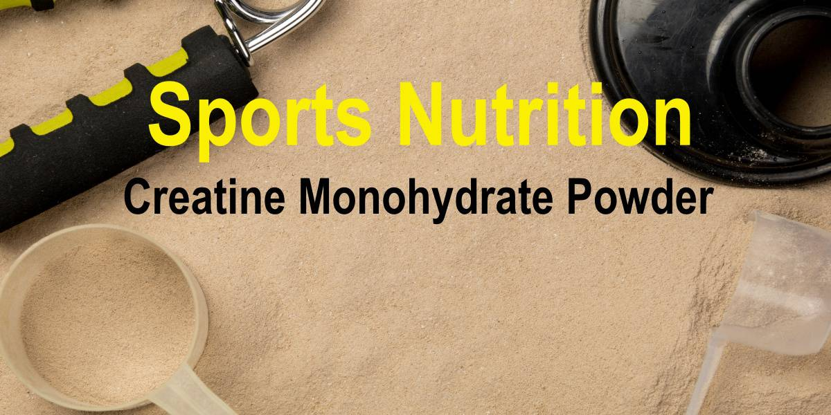 "Sports Nutrition Market in Latin America. Demand for creatine monohydrate powder for sports nutrition is so high, a ""black market"" has emerged for lower cost U.S.-made product."