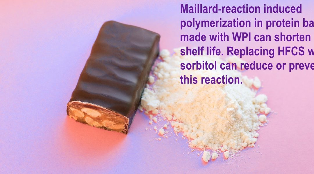 Better Protein Ingredients via Controlled Maillard Reactions