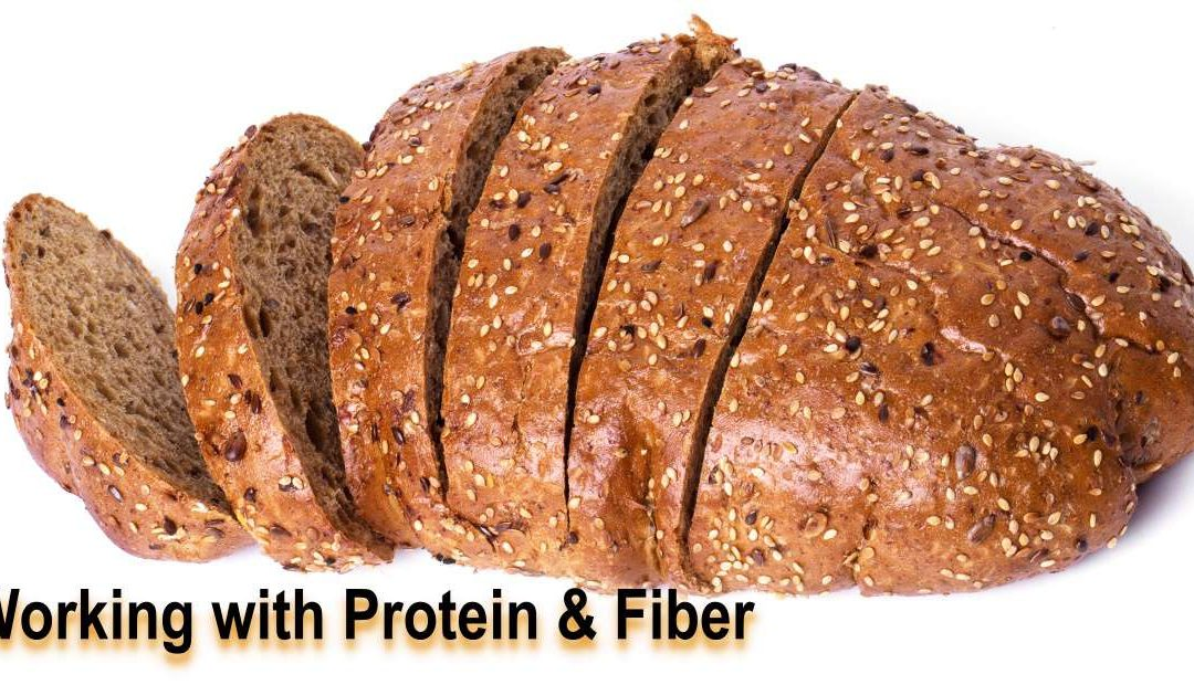 Challenges and Solutions When Working with Protein and Fiber