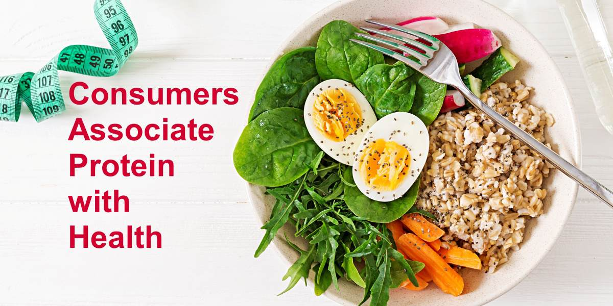 Protein consumption is on the rise as consumers focus more on health and wellness.