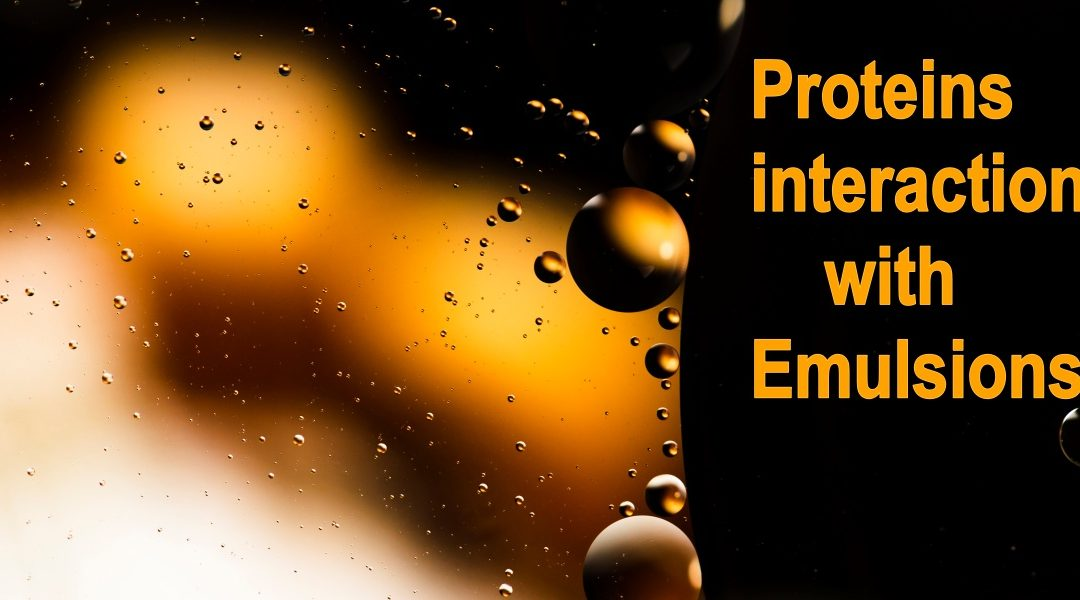 Emerging Protein Ingredients: Processes and Properties