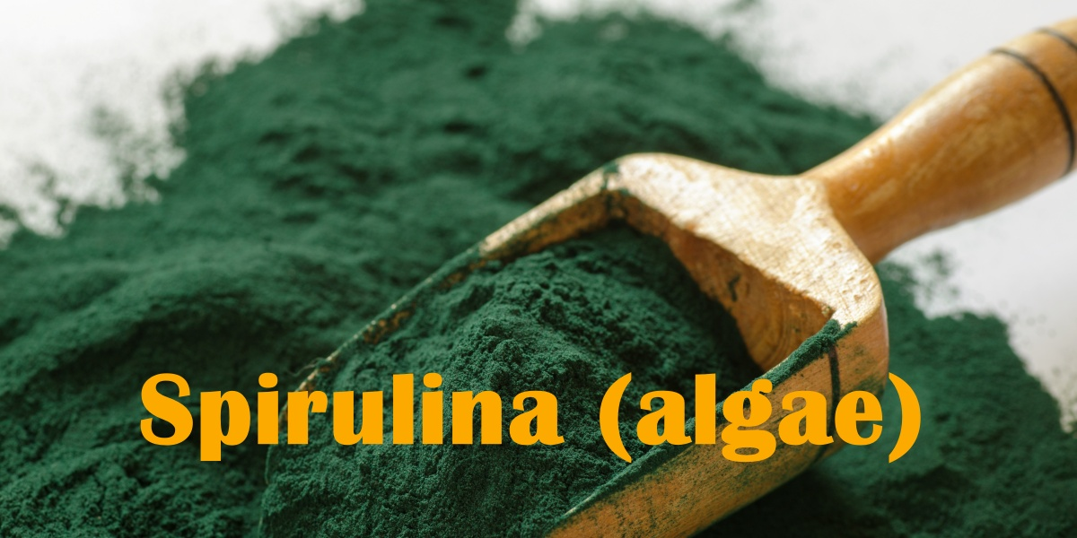 Spirulina, a type of algae, is a superfood used as a food supplement source of vitamin protein and beta carotene, but may soon find more commercial use given consumer demand for sustainable protein sources..