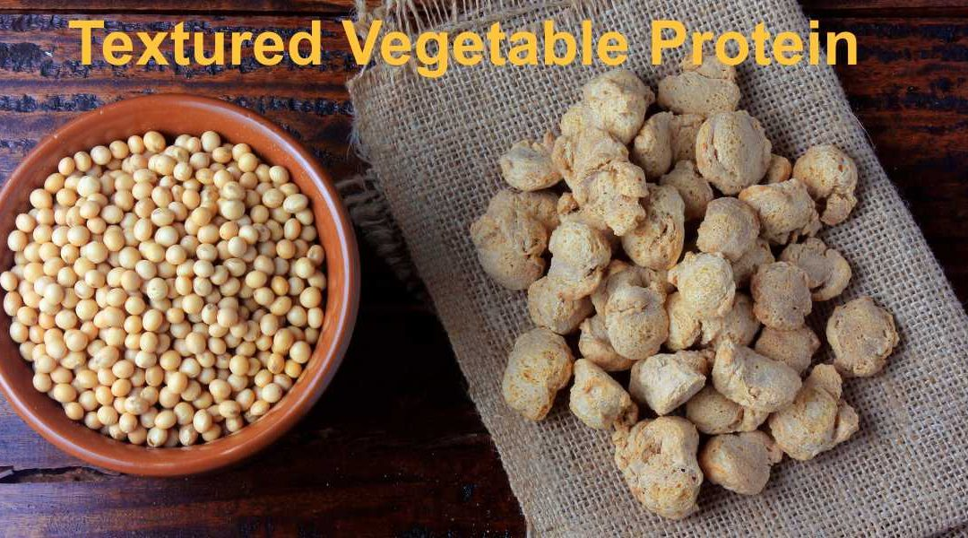 Characteristics & Uses of Extruded Plant Proteins