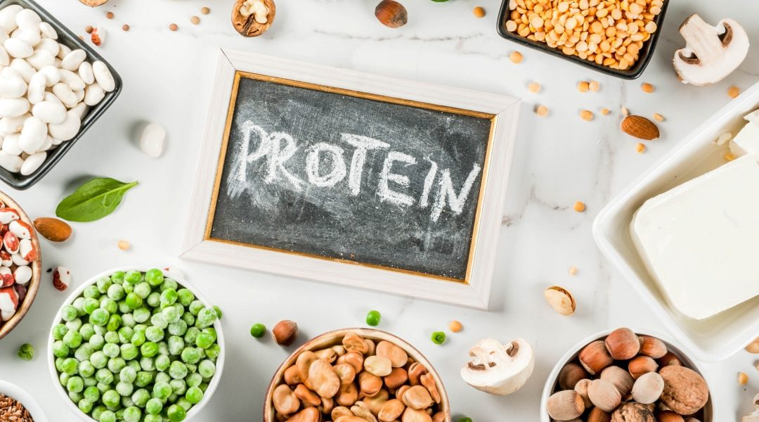 Analysis & Forecast of Value-Added Protein Ingredients