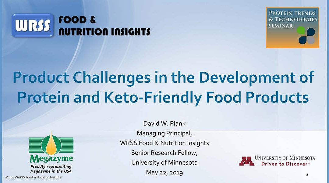 Protein Foods Development Challenges Presentation