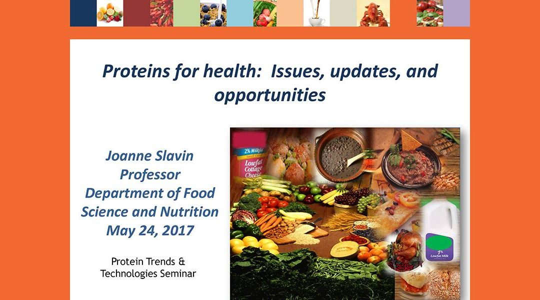 Proteins for Health Presentation