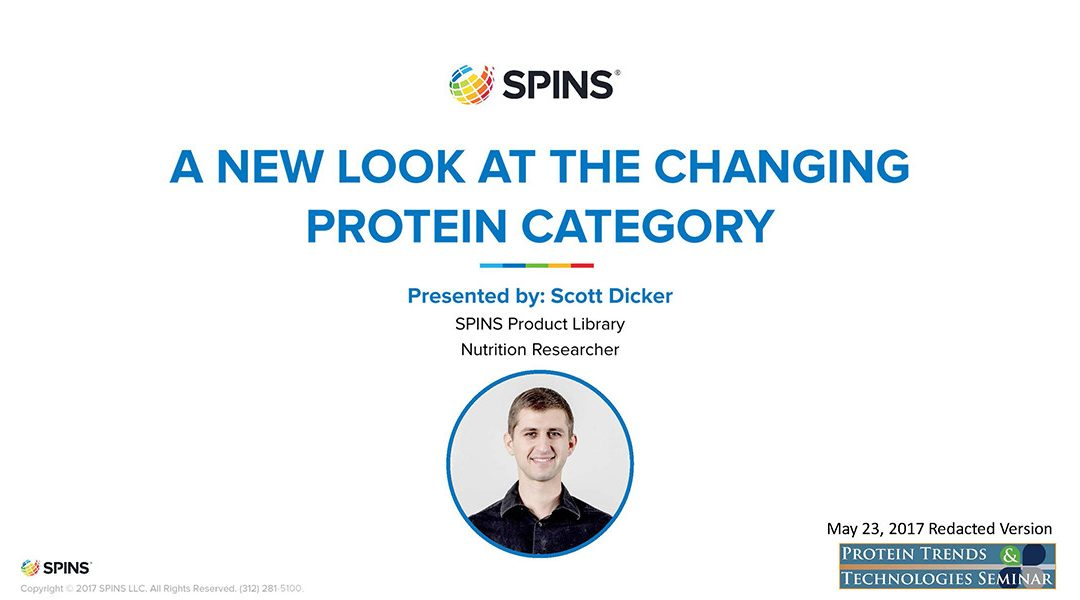 Protein Category Evolution Presentation