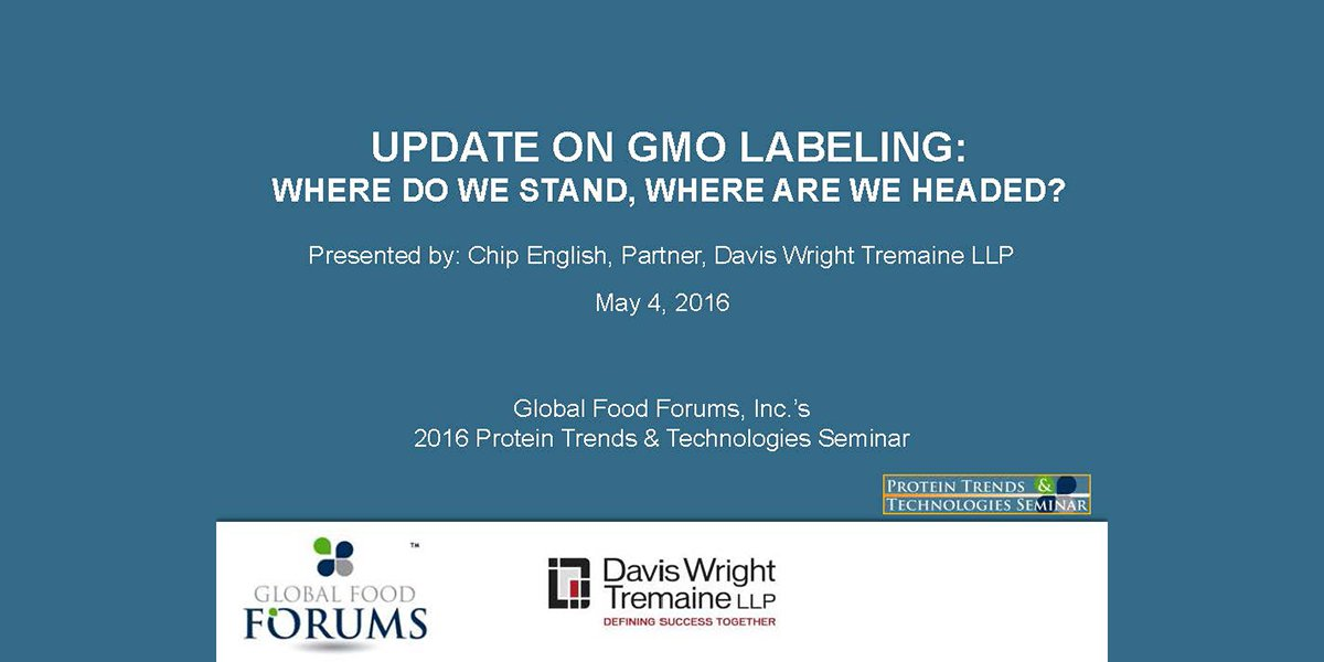 CHIP ENGLISH UPDATE GMO LABELING 2016 PTT