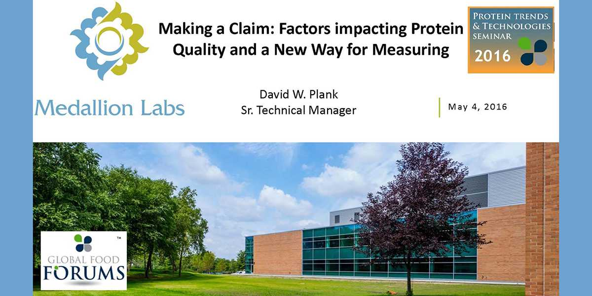 DAVID PLANK MEASURING PROTEIN FOR CLAIMS 2016 PTT