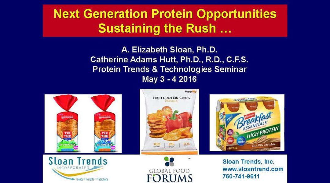Next Generation Proteins Presentation
