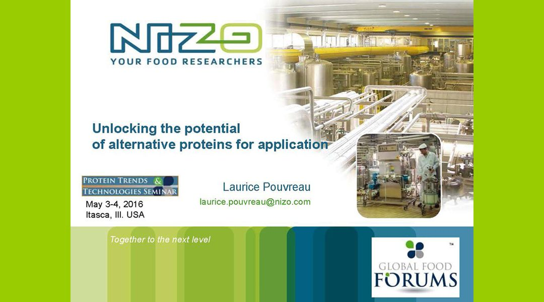 Alternative Protein Applications Presentation
