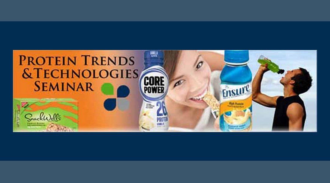 2013 Protein Trends & Technologies Seminar