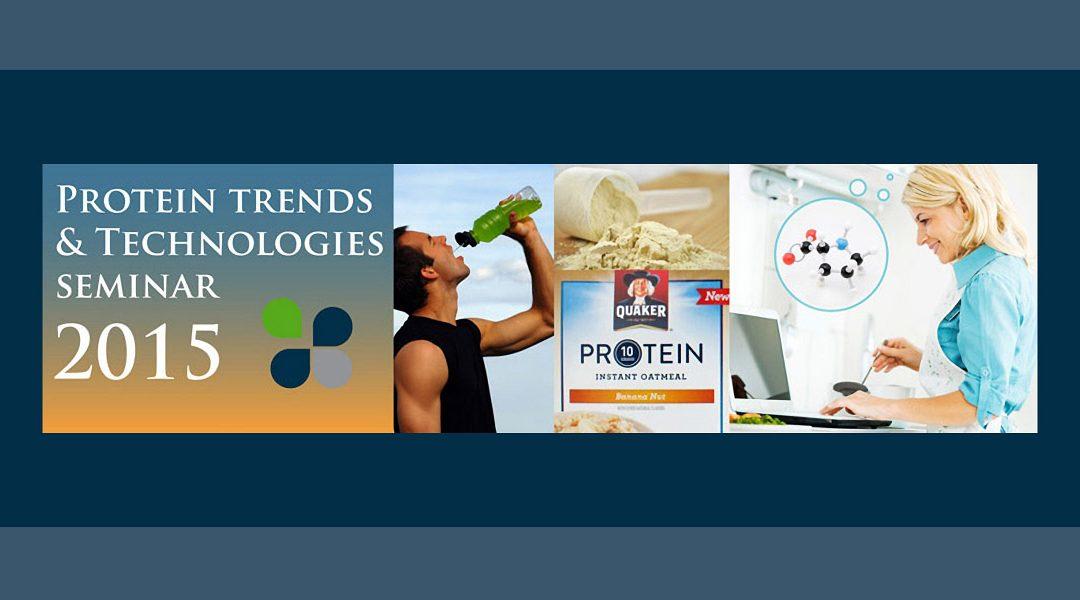2015 Protein Trends & Technologies Seminar