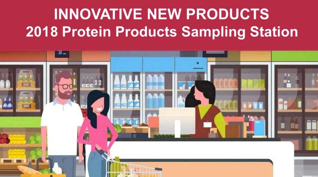 2018 Innovative New Protein Products
