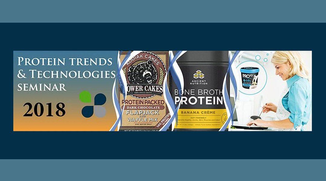 2018 Protein Trends & Technologies Seminar