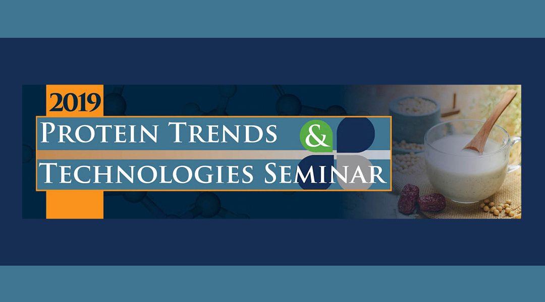 2019 Protein Trends & Technologies Seminar