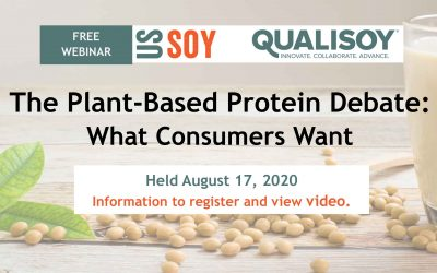 [Webinar] Plant-Based Protein Debate: What Consumers Want