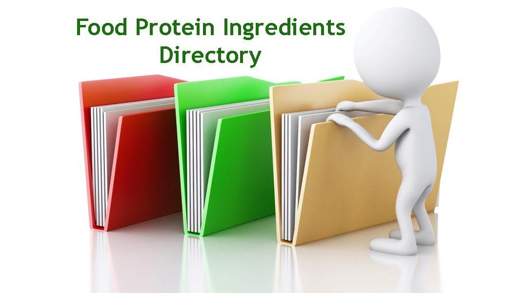 Food Protein Ingredients Directory
