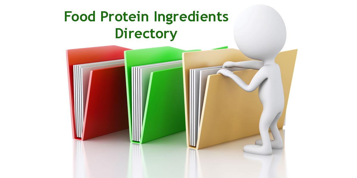 Food Protein Ingredients Directory Feature