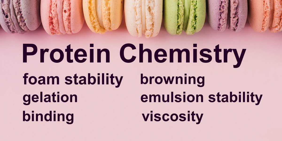 PROTEIN Chemistry and Formulation Needs.