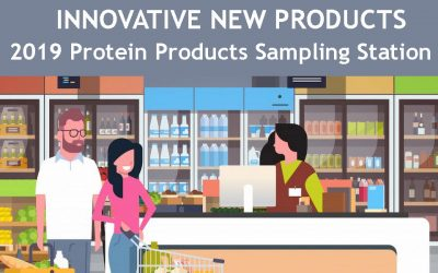 2019 Innovative New Protein Products