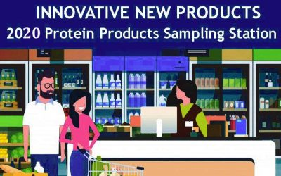 2020 Innovative New Protein Products