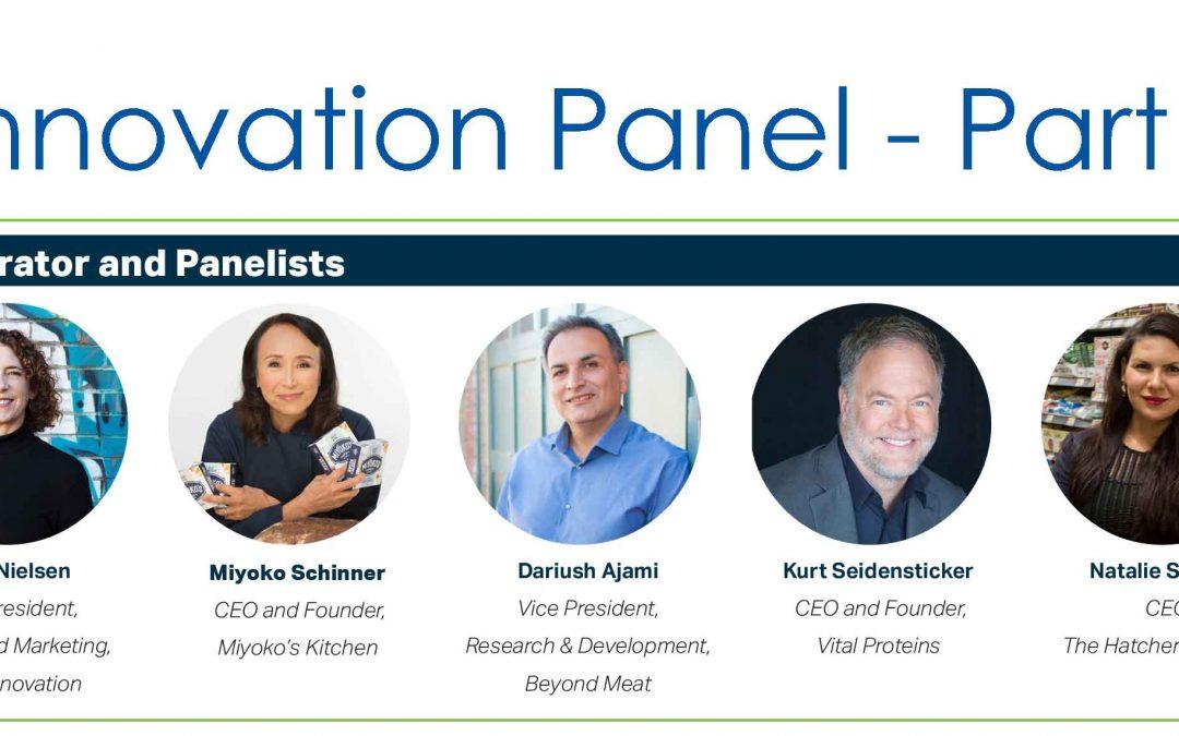 Innovative Challenger Brands Panel Part II