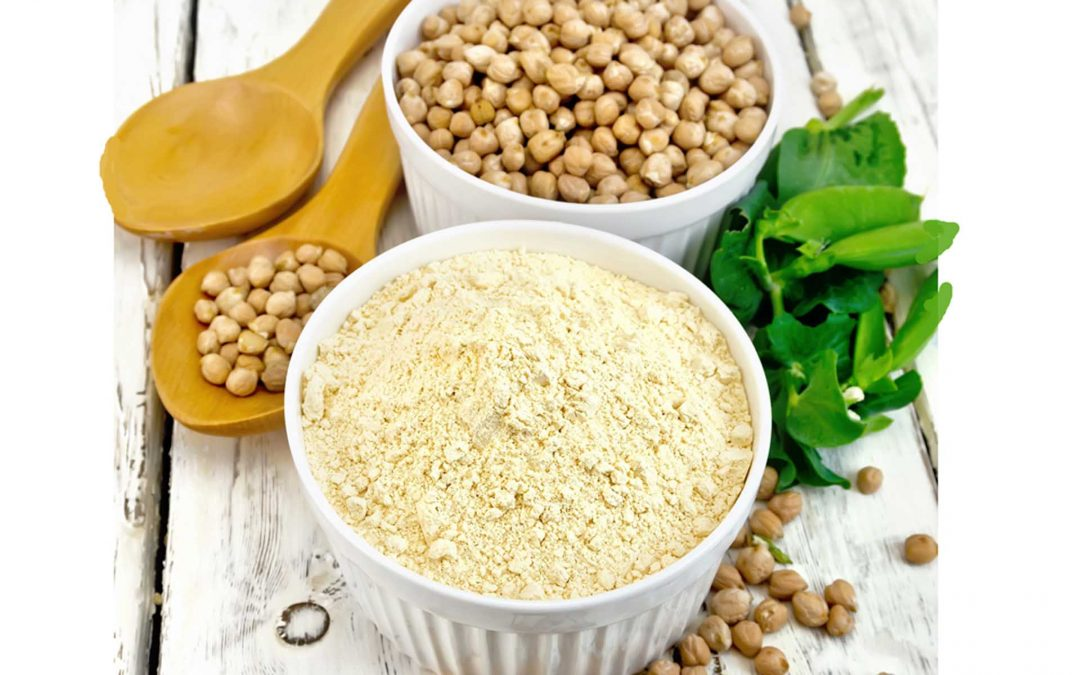 Chickpea Isolate 90 Percent Protein [Ingredients]