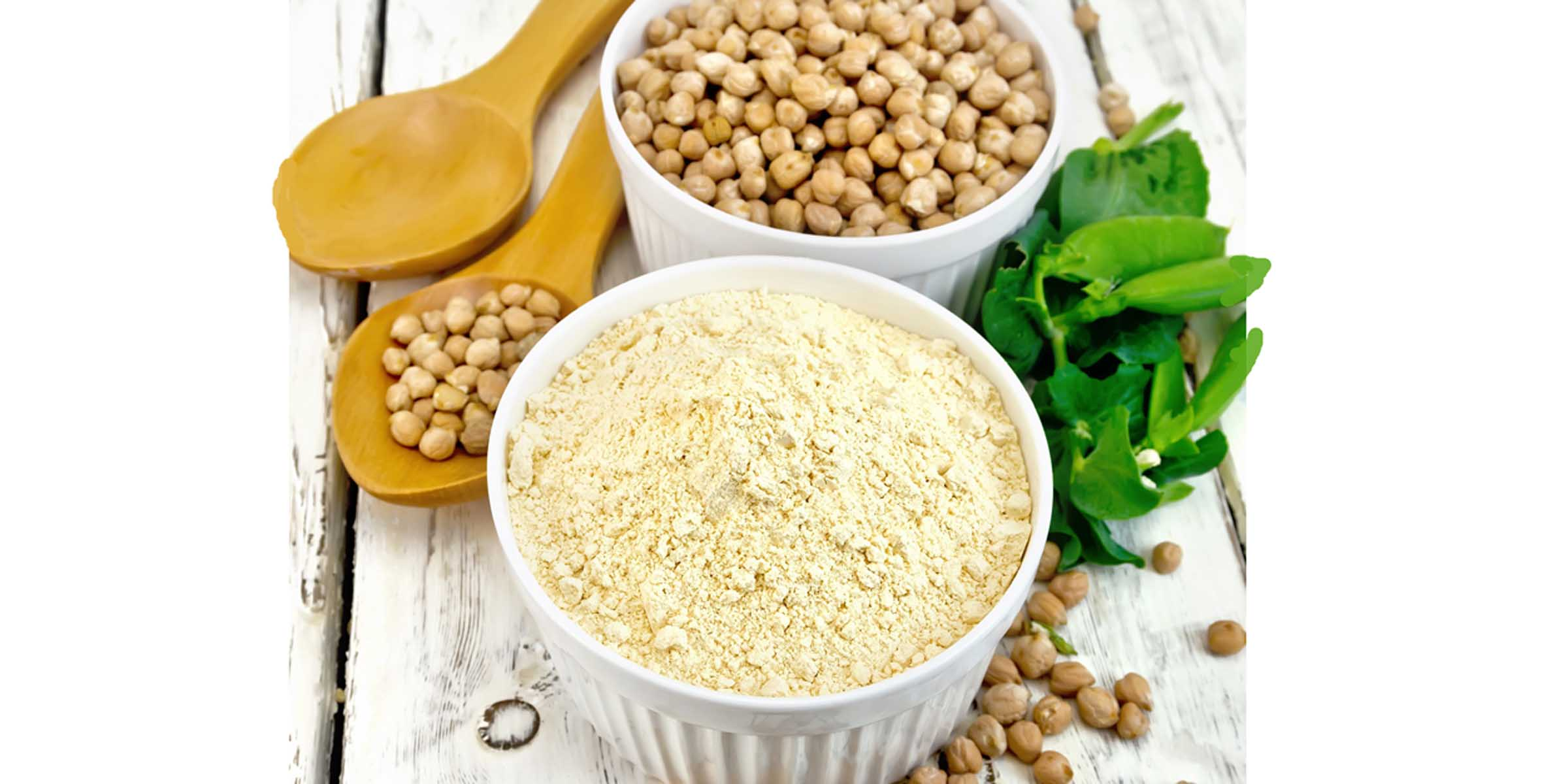 Chickpea Isolate 90 Percent Protein