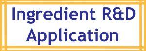 Ingredient R&D Application logo
